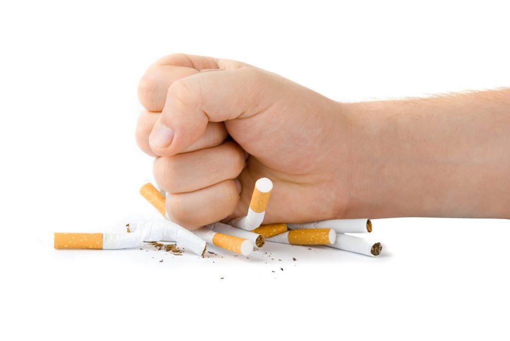 Sigara'yı bırakma (1. Gün)